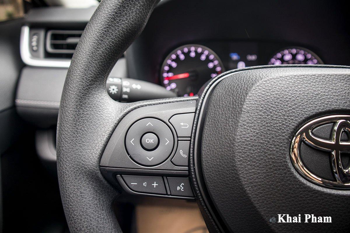 Ảnh Nút bấm xe Toyota RAV4 2020