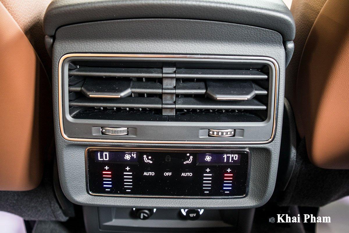 Ảnh cửa gió điều hoà xe Audi Q7 2020