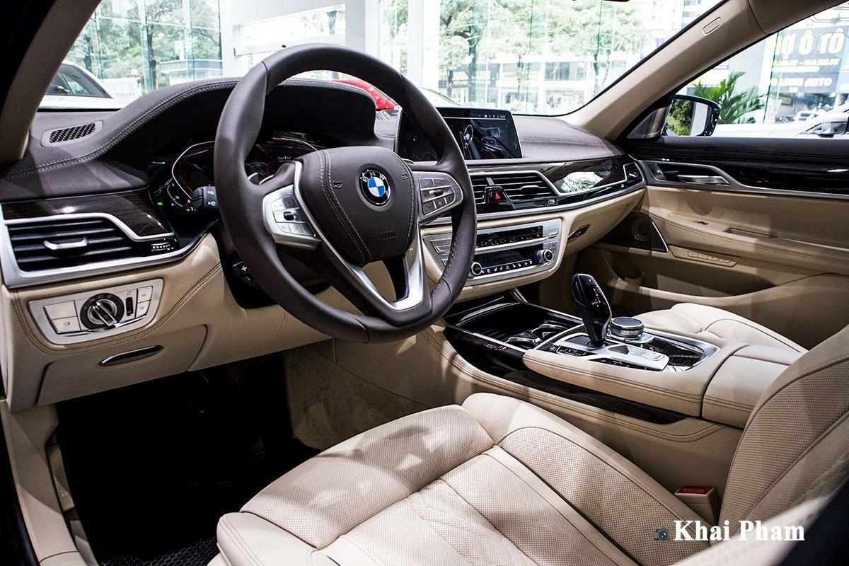 Thông số kỹ thuật xe BMW 7-Series 2020: An toàn và an ninh A1