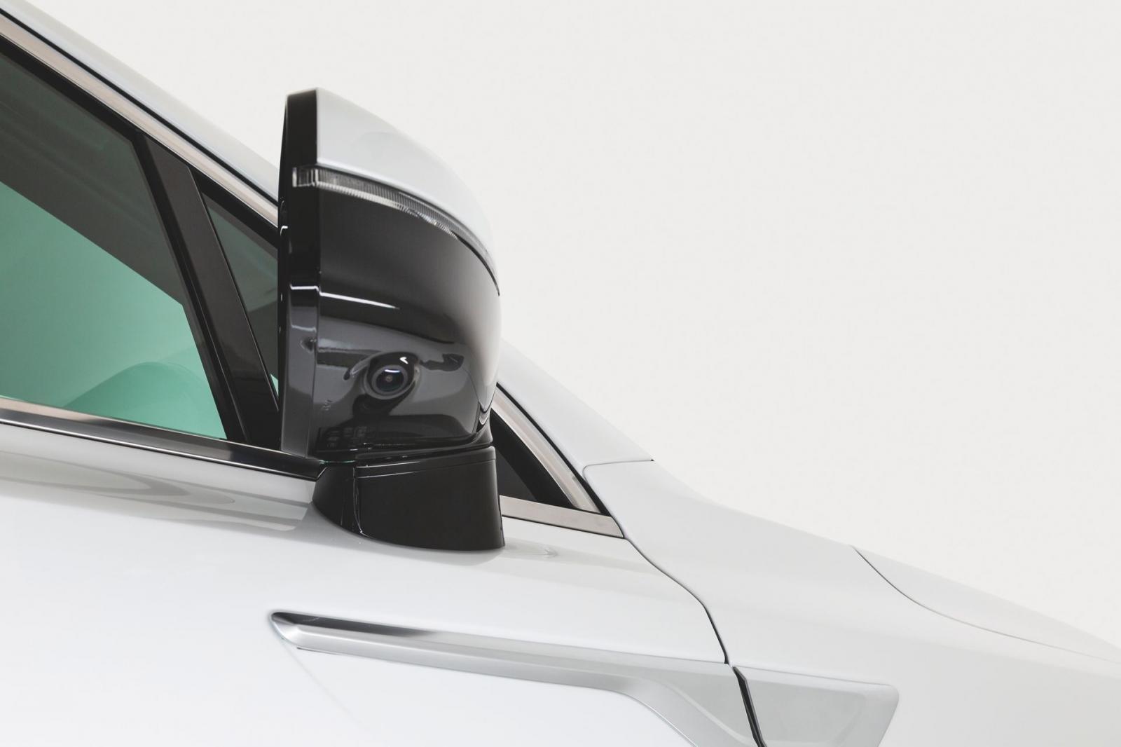 Công nghệ giám sát điểm mù Kia Sorento 2021 tăng cường tầm nhìn.