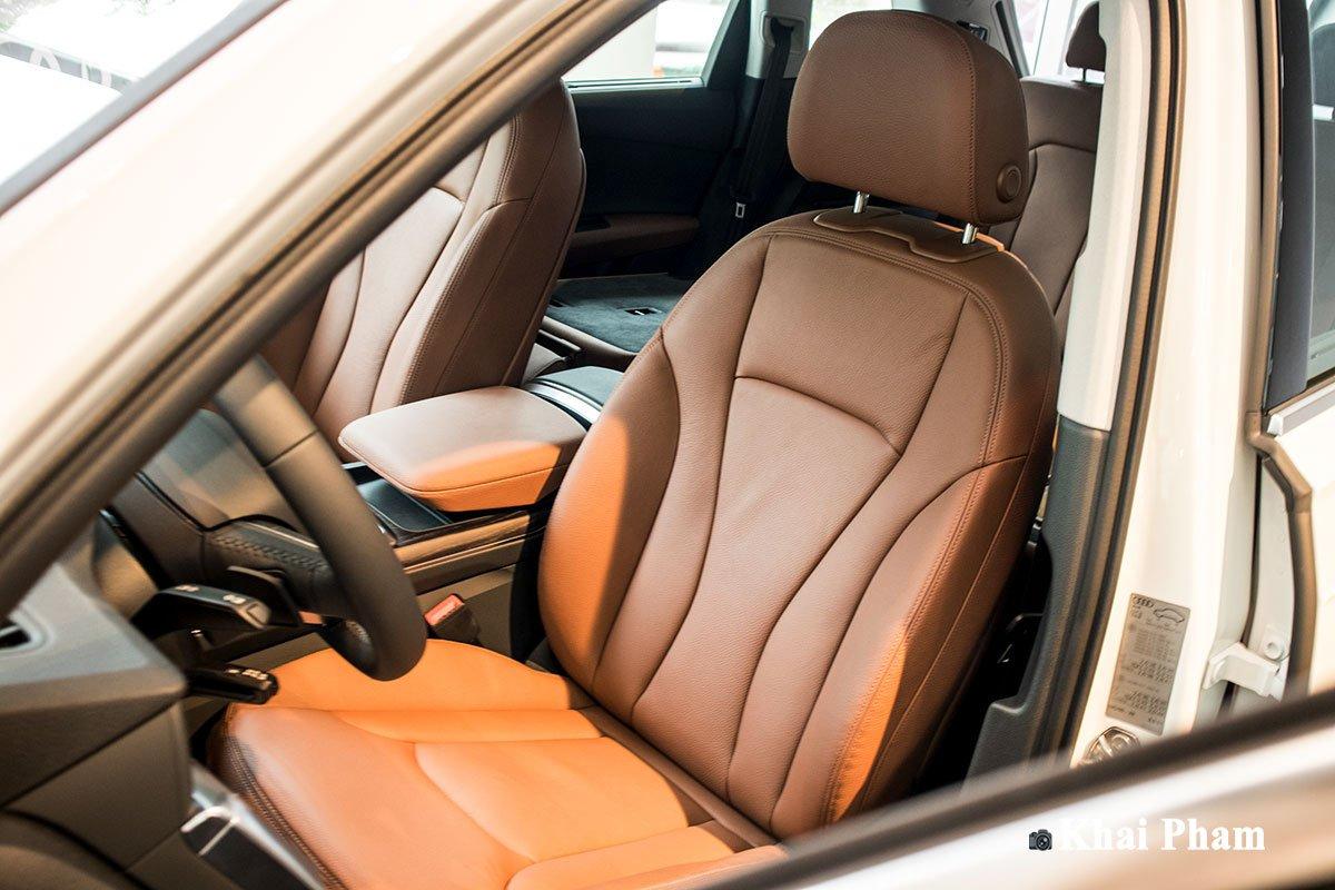 Ảnh Ghế lái xe Audi Q7 2020