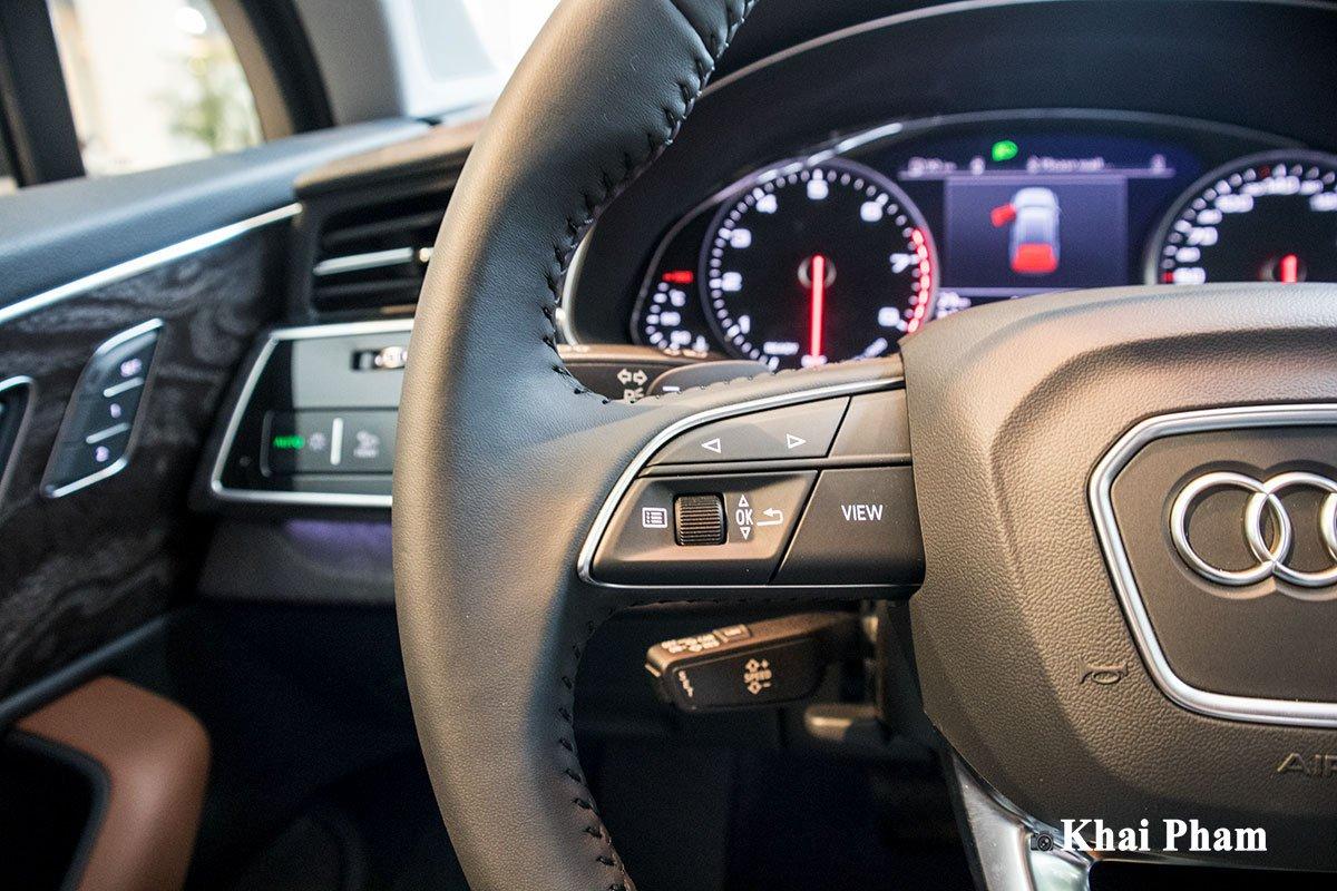 Ảnh Nút bấm xe Audi Q7 2020