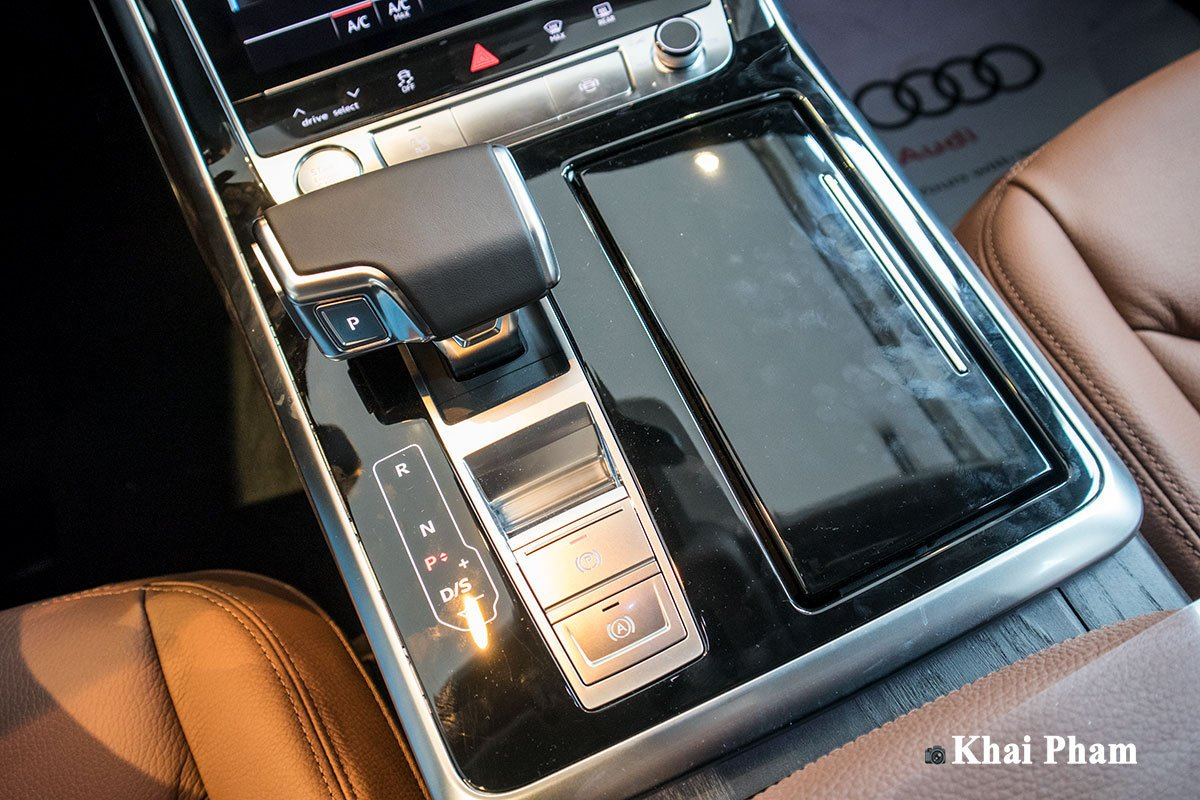 Ảnh Cần số xe Audi Q7 2020