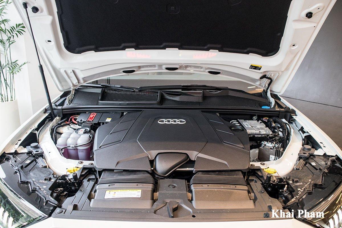 Ảnh Động cơ xe Audi Q7 2020
