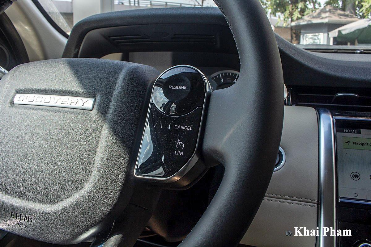 Ảnh chụp Nút bấm xe Land Rover Discovery Sport 2020 1a