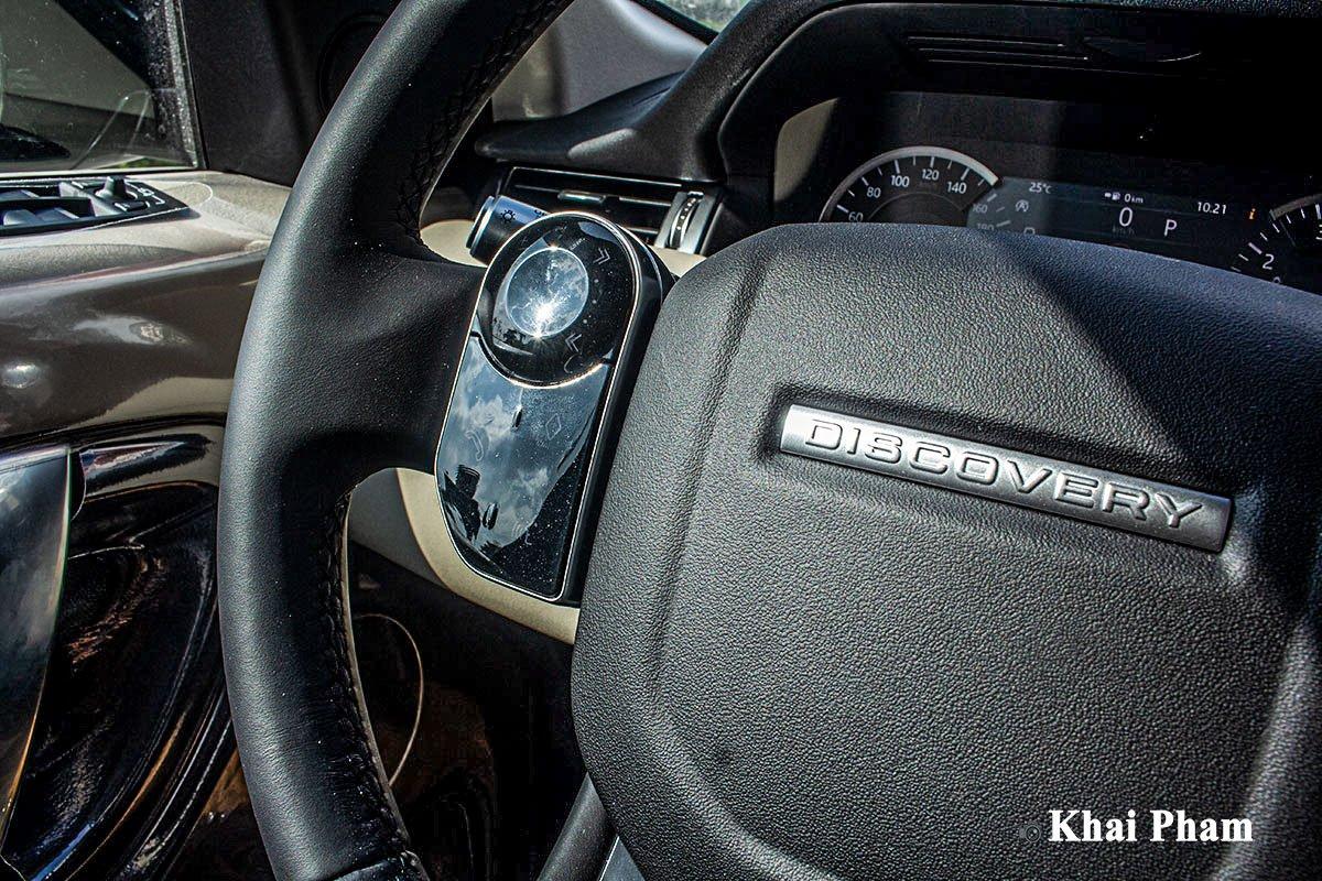 Ảnh chụp Nút bấm xe Land Rover Discovery Sport 2020