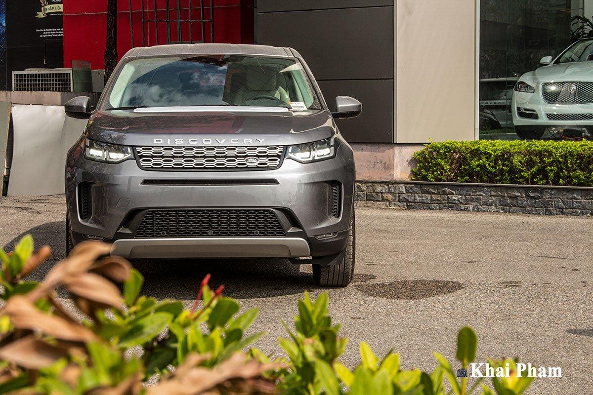 Ảnh chụp Động cơ xe Land Rover Discovery Sport 2020