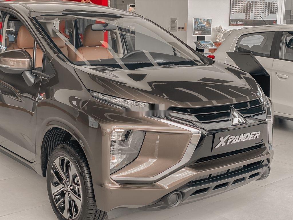 Bán xe Mitsubishi Xpander 2020, màu đen, xe nhập (2)