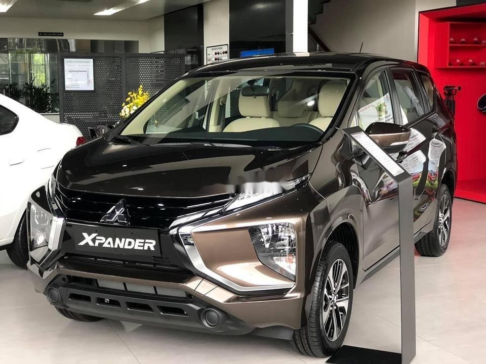 Bán xe Mitsubishi Xpander 2020, màu đen, xe nhập (6)