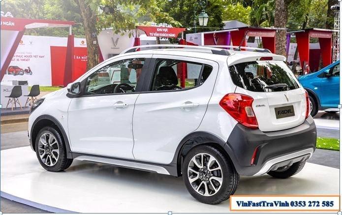Bán VinFast Fadil sản xuất năm 2020, màu trắng giá cạnh tranh (3)