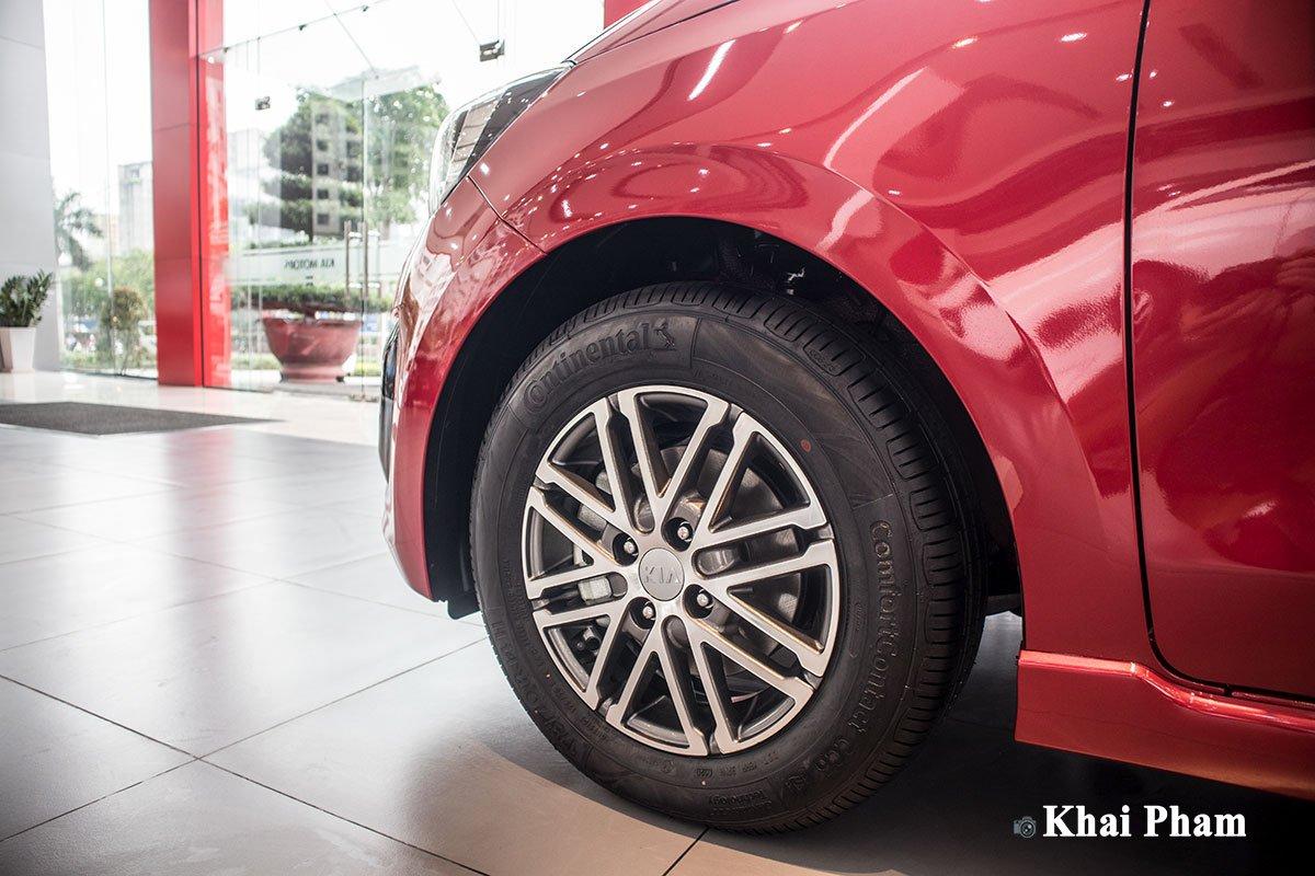 Ảnh mâm xe Kia Soluto AT Luxury 2020