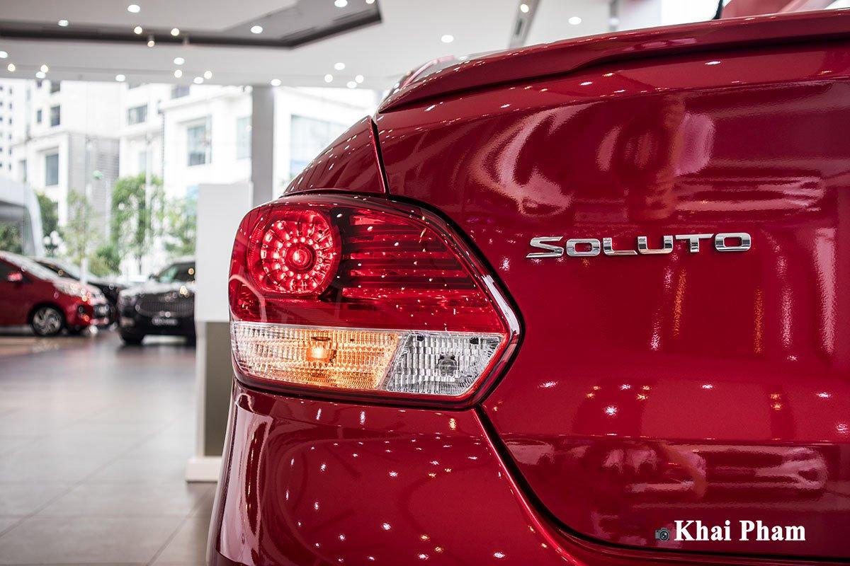 Ảnh đèn hậu xe Kia Soluto AT Luxury 2020 bên trái