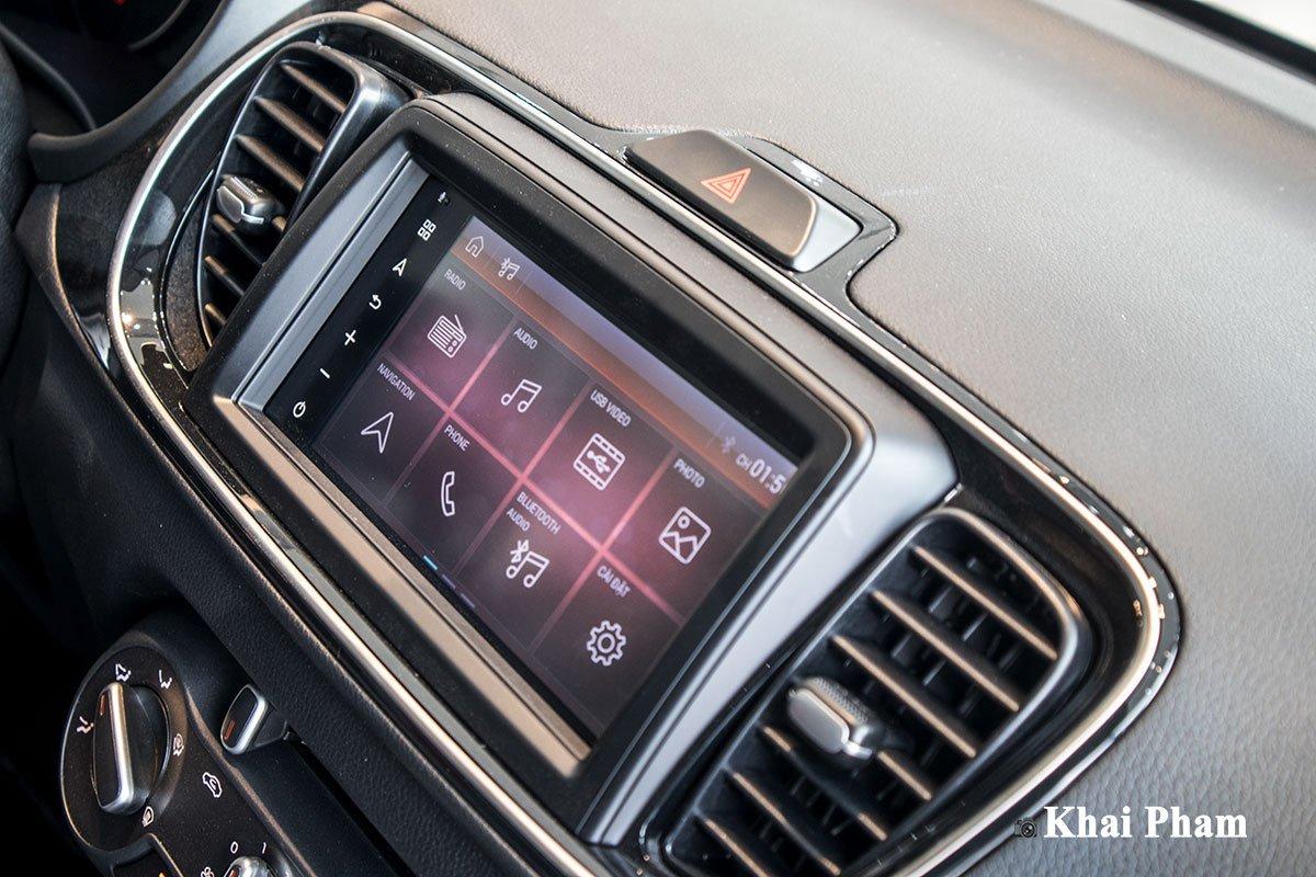 Ảnh màn hình xe Kia Soluto AT Luxury 2020 1