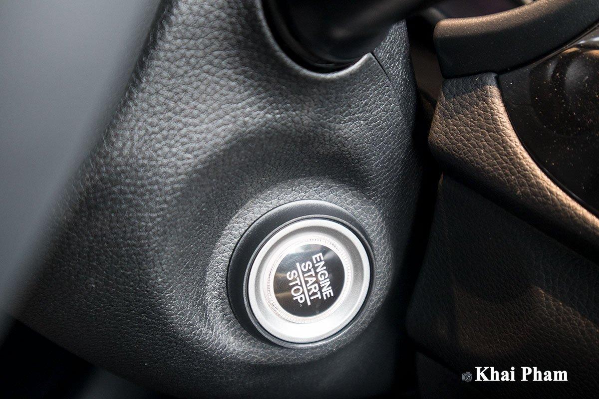 Ảnh nút bấm khởi động xe Kia Soluto AT Luxury 2020