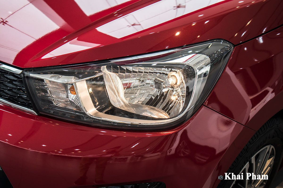 Ảnh đèn pha xe Kia Soluto AT Luxury 2020