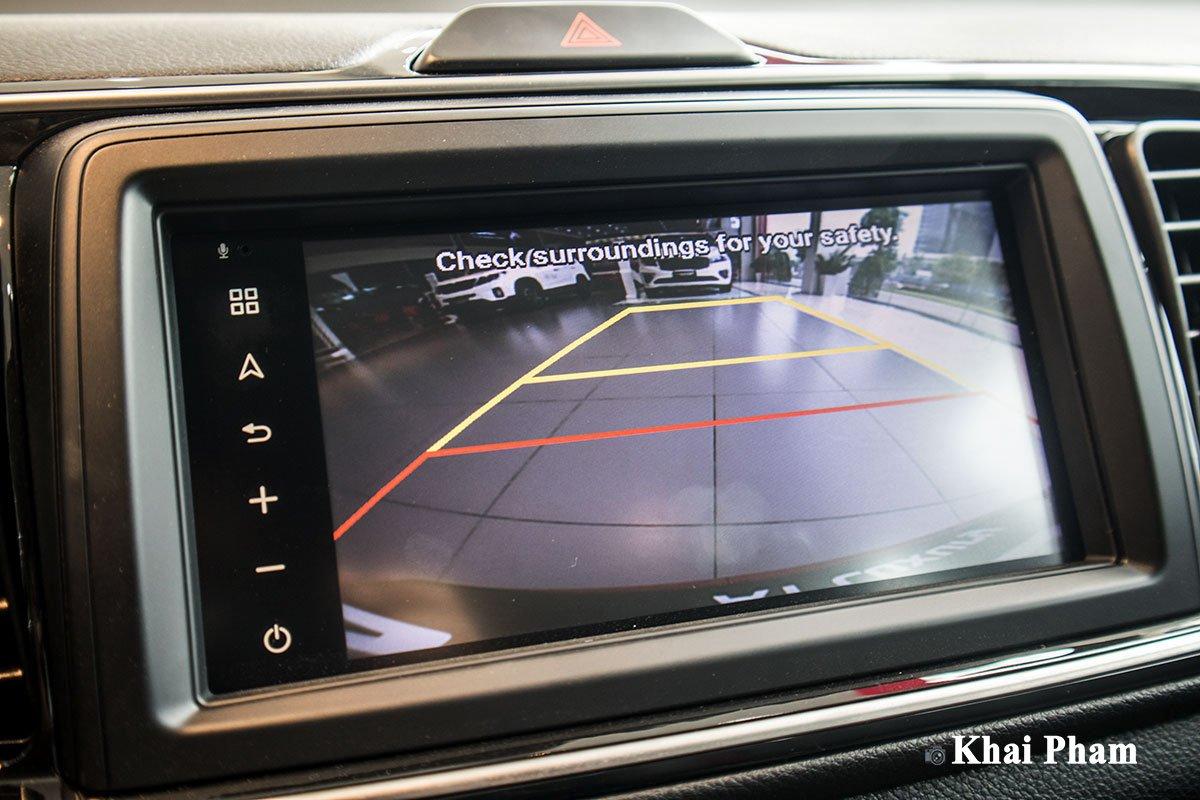 Ảnh camera xe Kia Soluto AT Luxury 2020