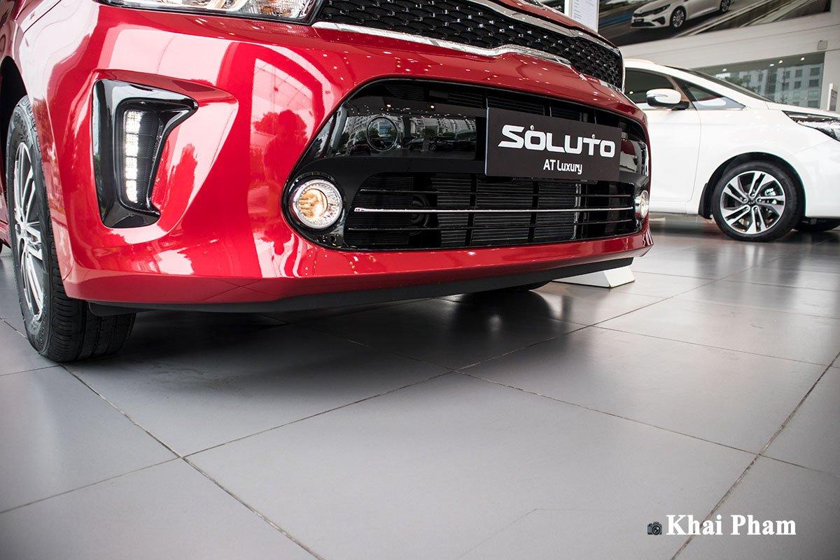 Ảnh cản trước xe Kia Soluto AT Luxury 2020