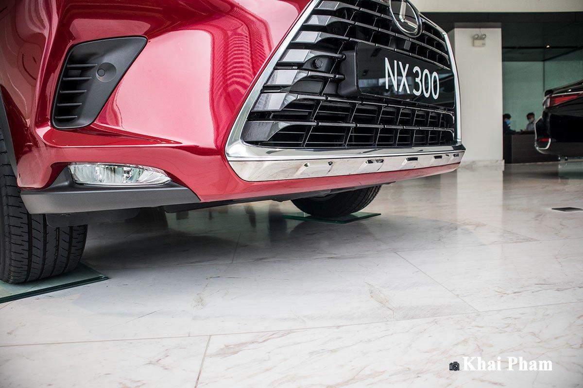 Ảnh cản trước xe Lexus NX 300 2020