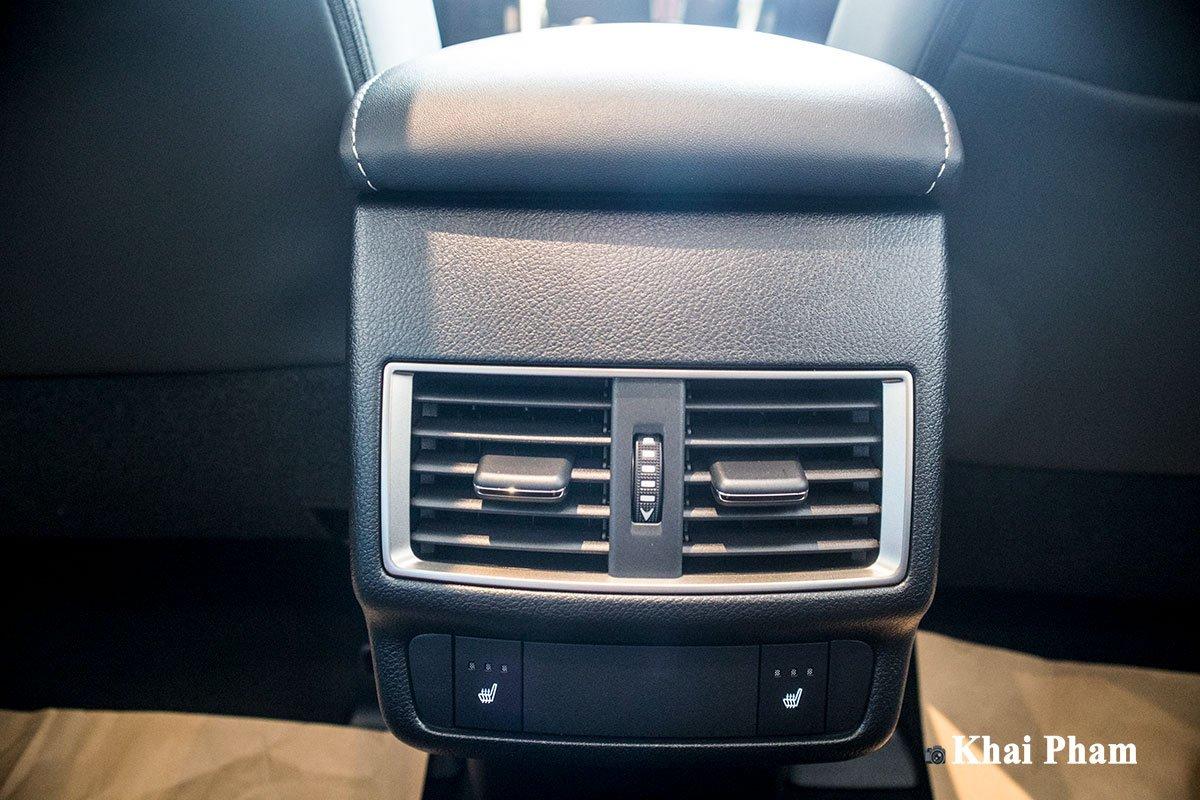 Ảnh cửa gió xe Lexus NX 300 2020 sa