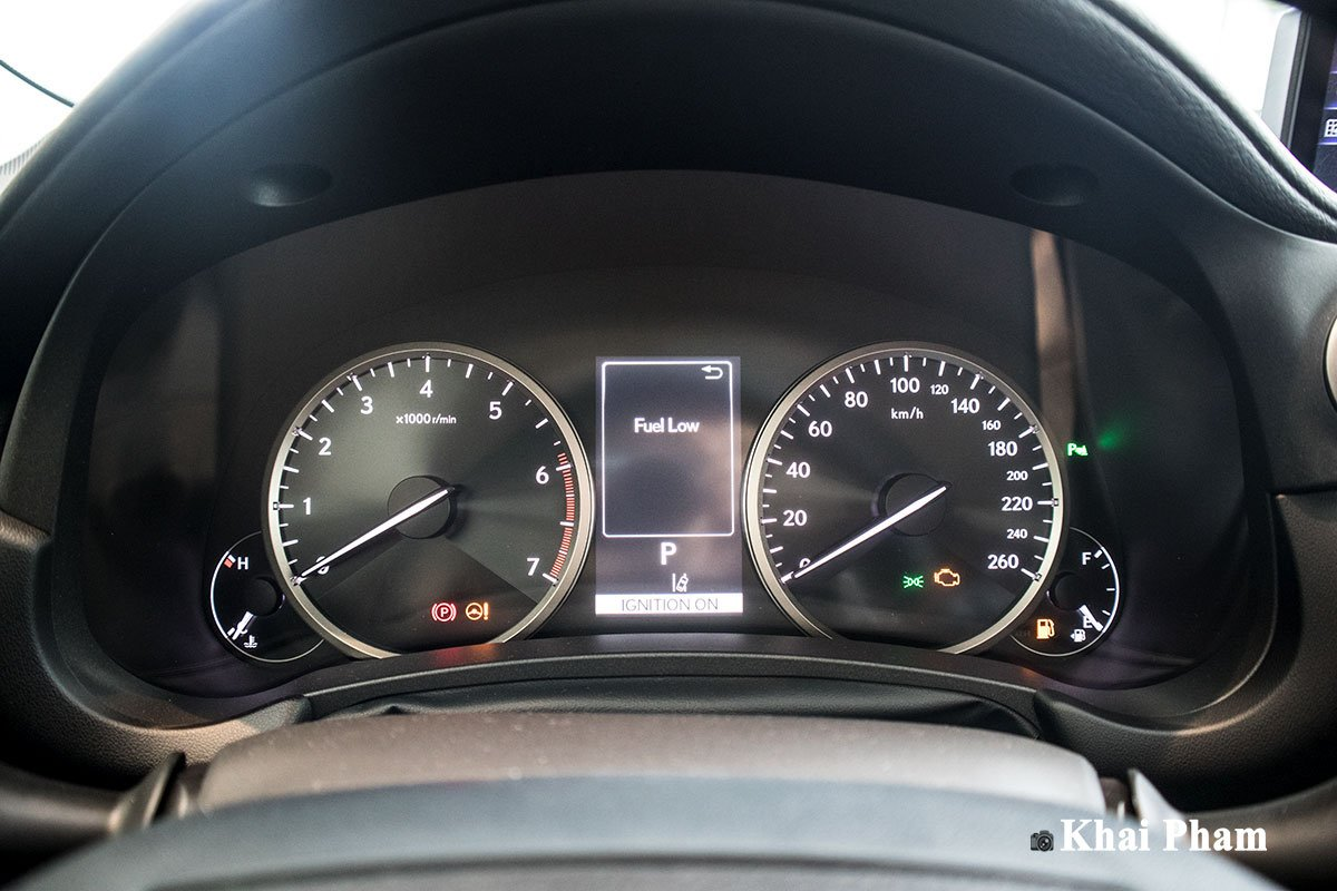 Ảnh đồng hồ xe Lexus NX 300 2020
