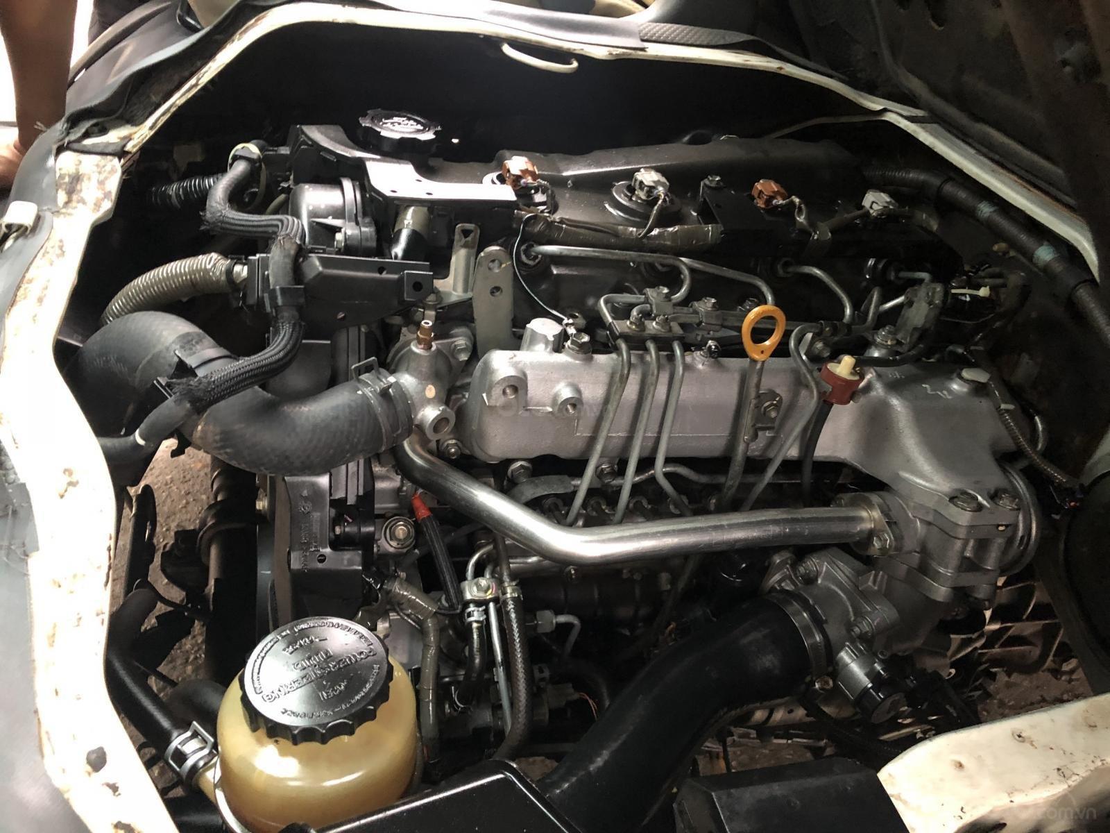 Bán xe Toyota Hiace tải Van 3 chỗ, máy dầu, đời 2010 (11)