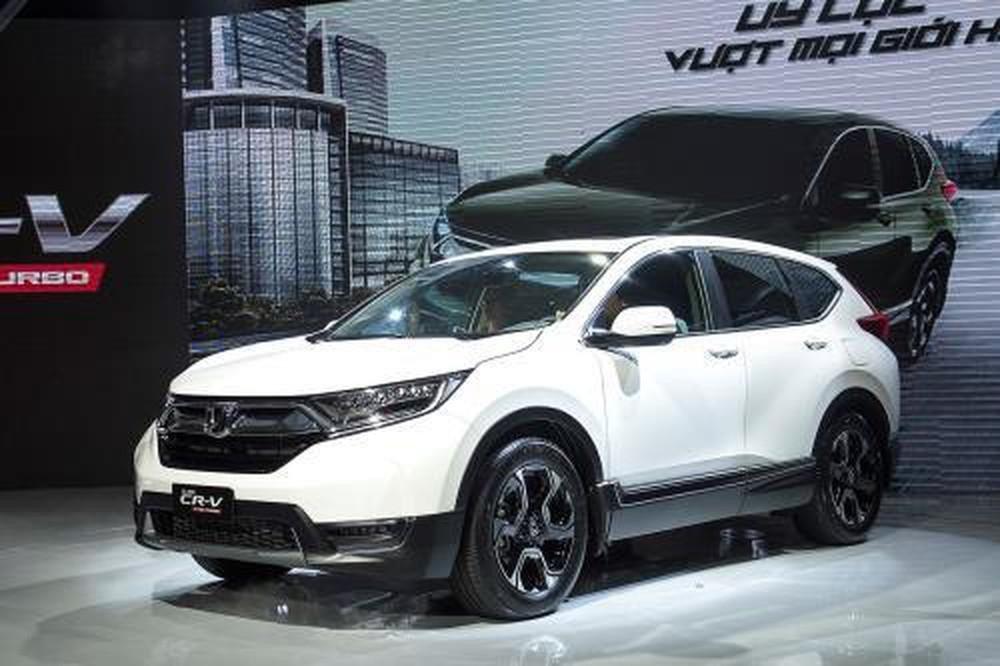 """Honda Việt Nam """"có thể"""" chuyển sang nhập khẩu nguyên chiếc toàn bộ các dòng xe."""