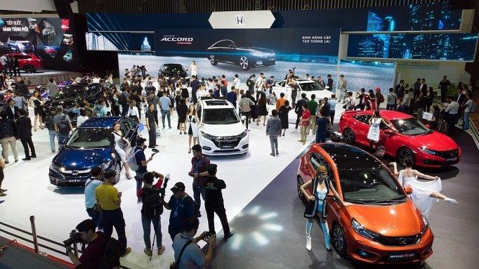"""Honda """"có thể"""" chuyển sang nhập khẩu nguyên chiếc toàn bộ các dòng ô tô."""