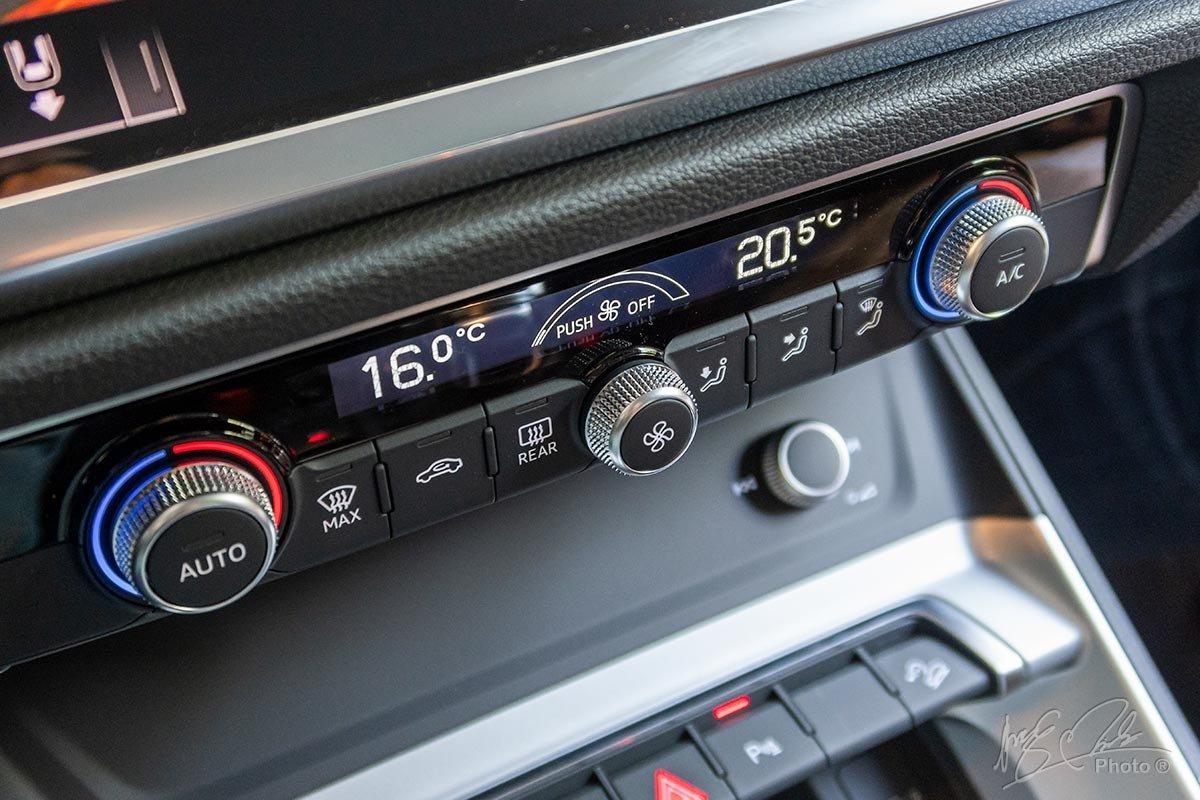 Đánh giá xe Audi Q3 2020: Hệ thống hỗ trợ xuống dốc.