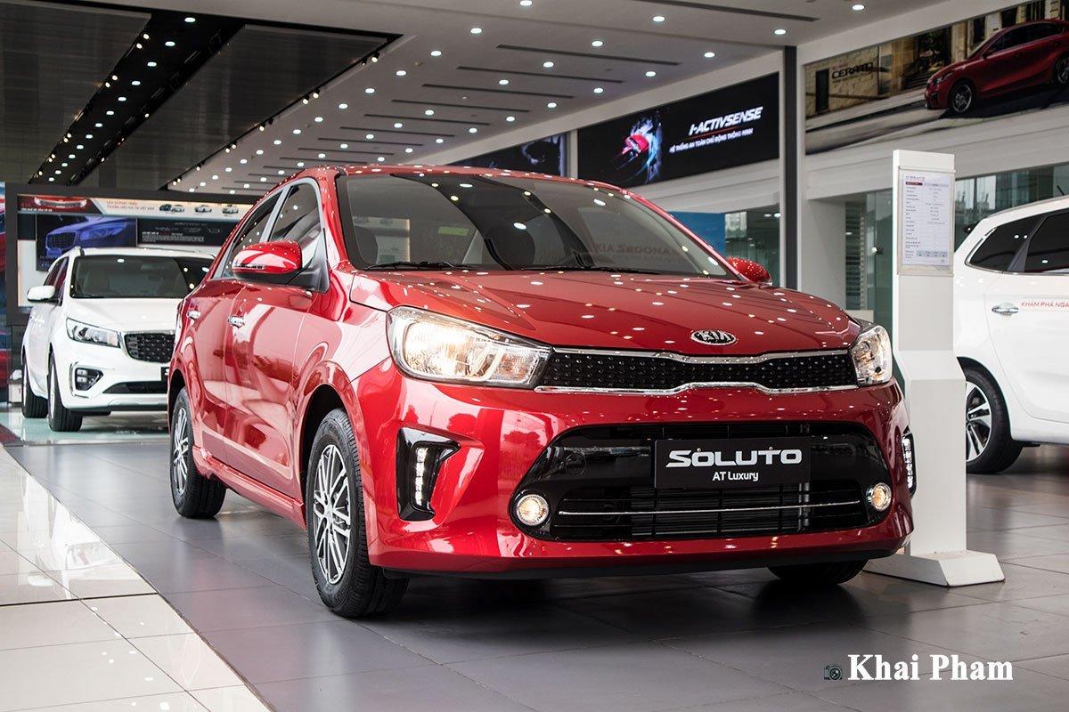 Xe hạng B giá rẻ Kia Soluto trở lại Top 10 xe bán chạy nhất tháng 4/2020...