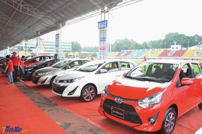 Toyota là thương hiệu xe bán chạy nhất tháng 4/2020 tại Việt Nam...