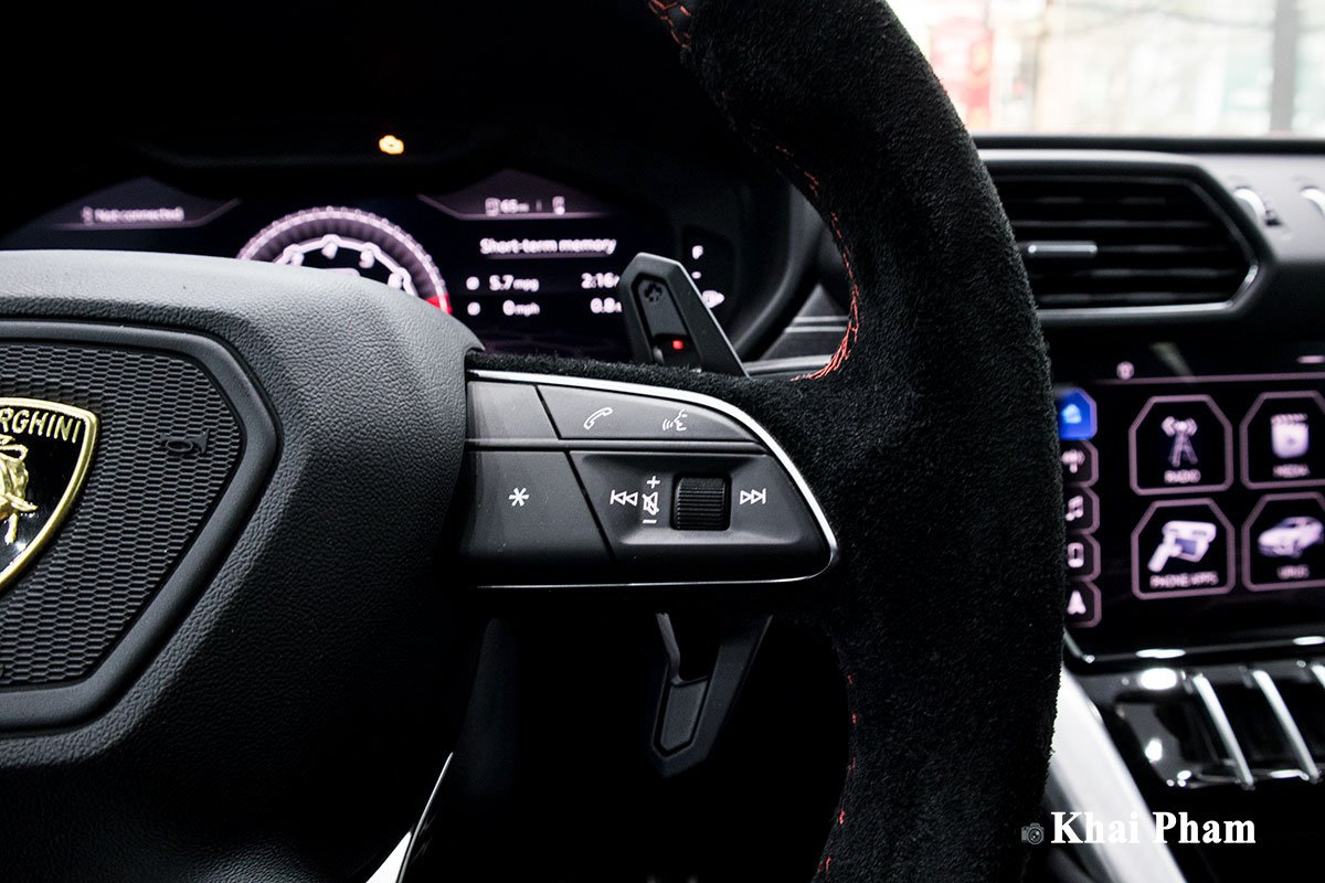Ảnh Nút bấm xe Lamborghini Urus 2020 a1