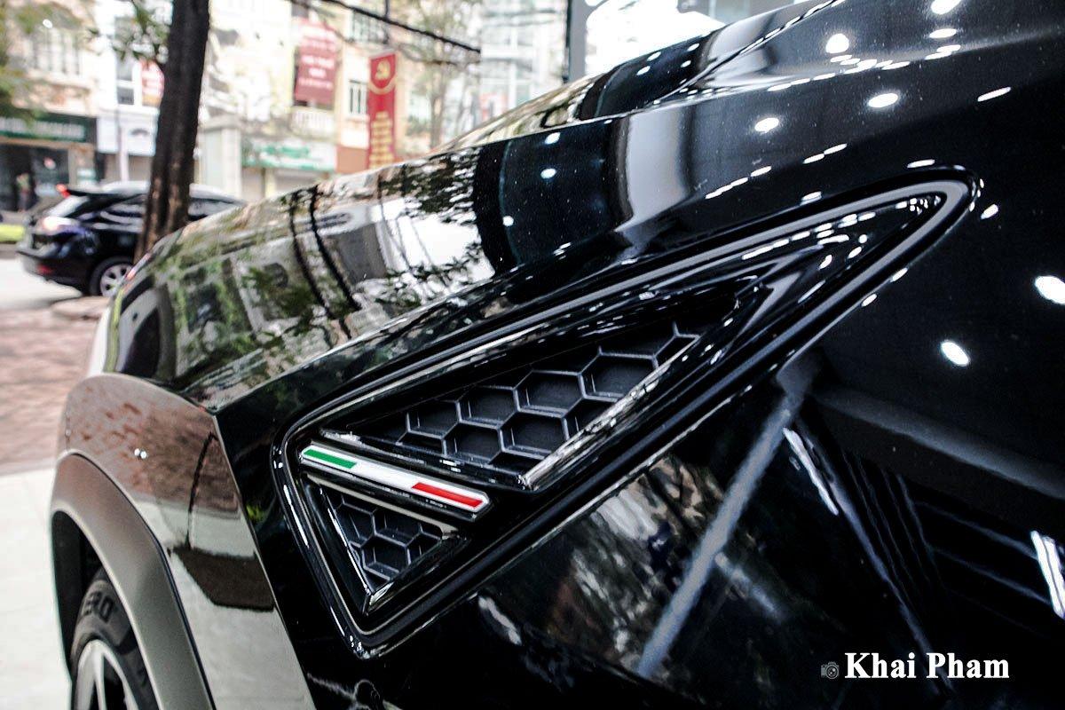 Ảnh Khe gió xe Lamborghini Urus 2020