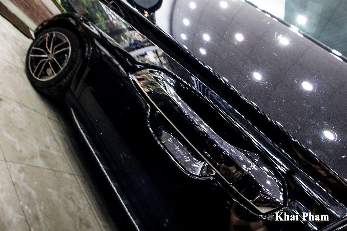 Ảnh Tay nắm cửa xe Lamborghini Urus 2020
