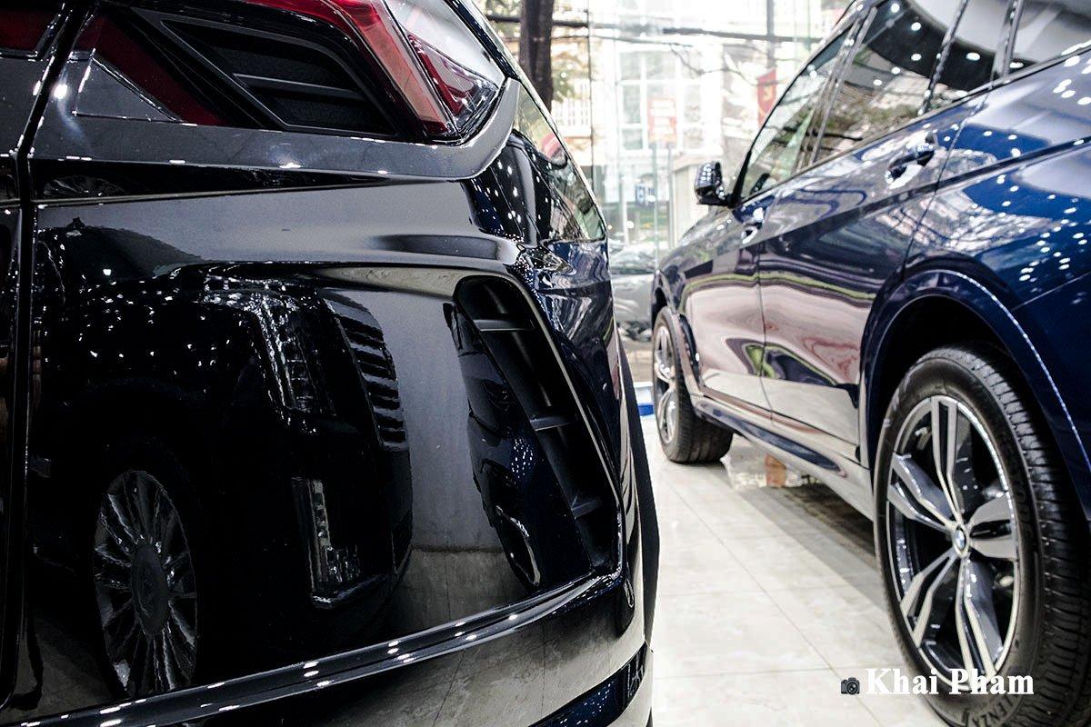 Ảnh Hốc gió xe Lamborghini Urus 2020