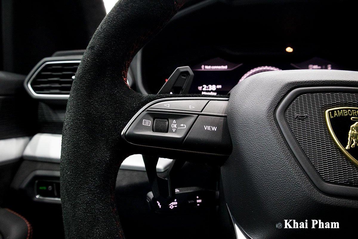 Ảnh Nút bấm xe Lamborghini Urus 2020
