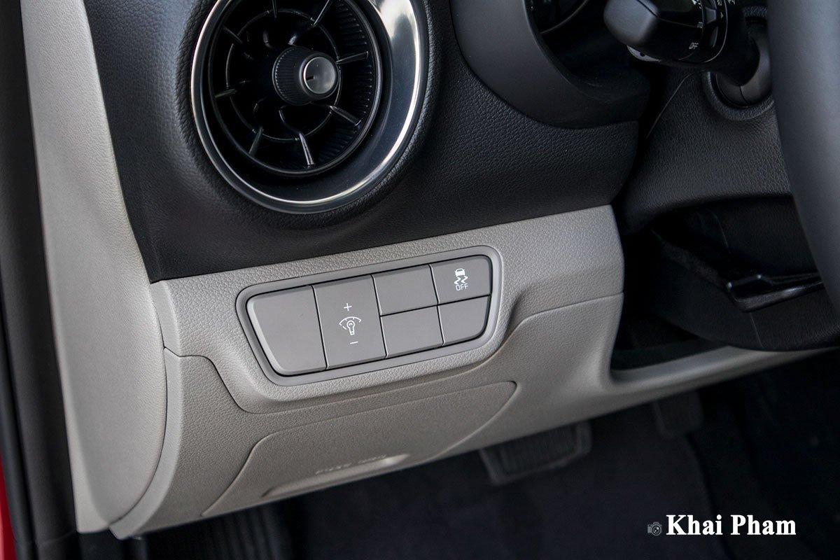 Ảnh Cụm đèn xe Kia Cerato 2020