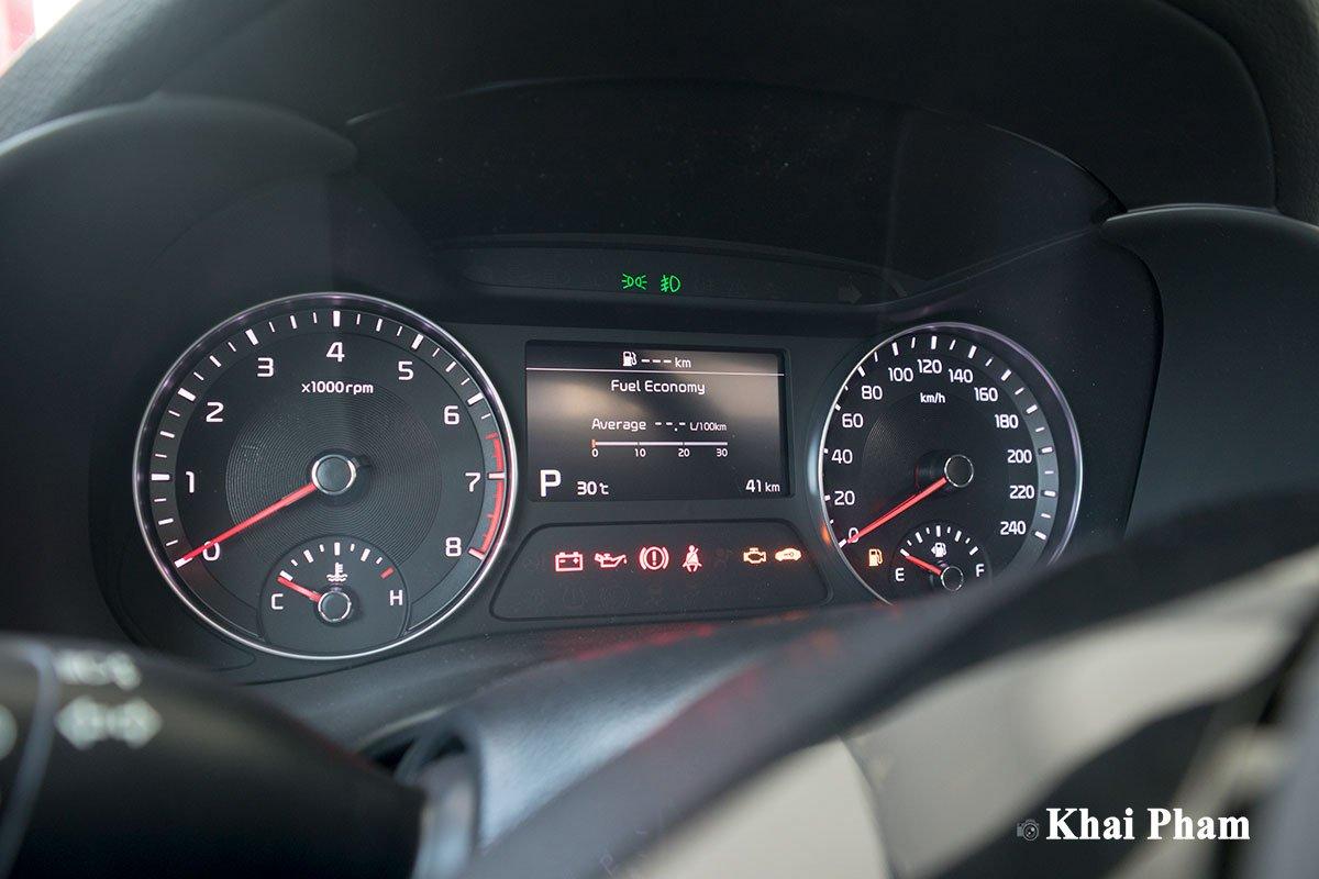 Ảnh Đồng hồ xe Kia Cerato 2020