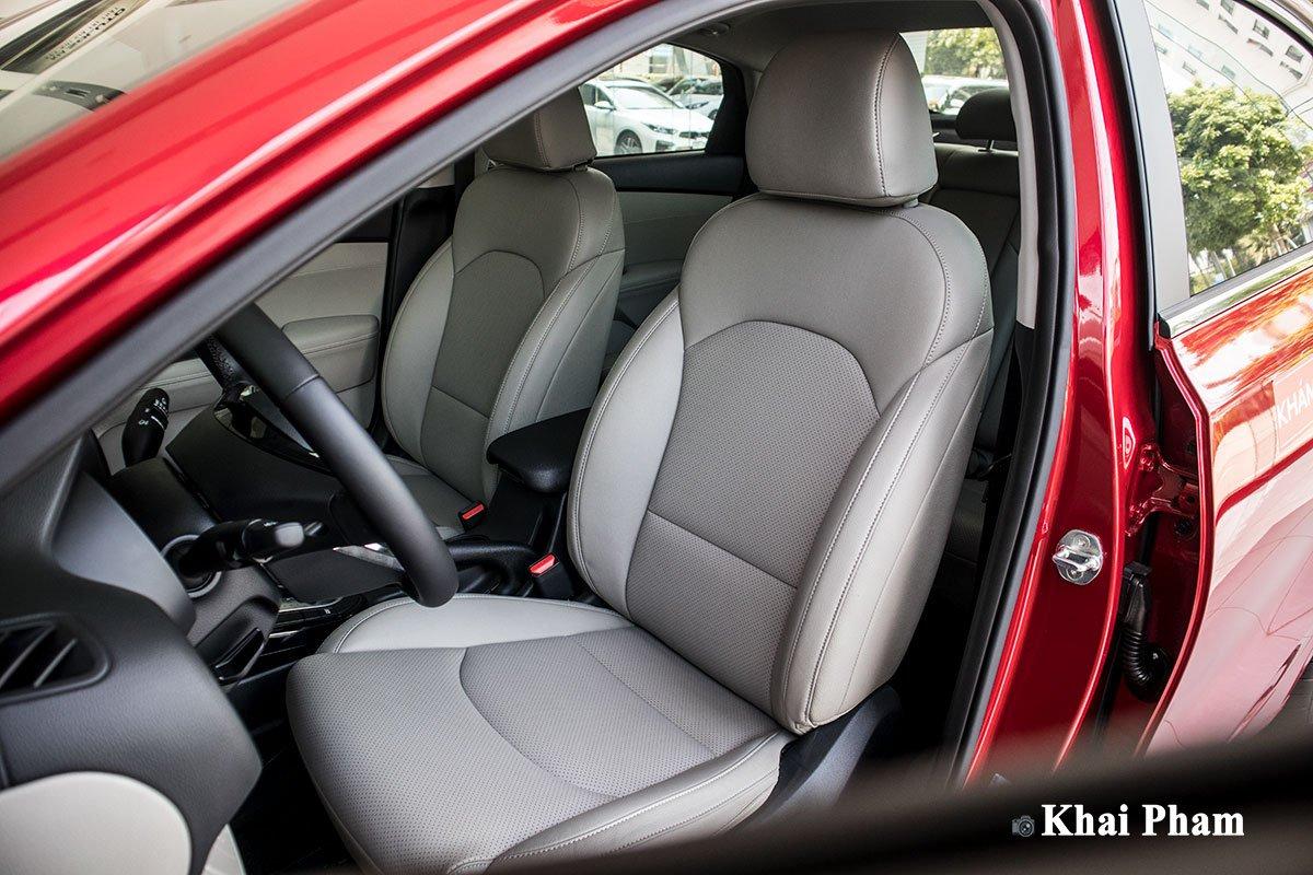 Ảnh Ghế lái xe Kia Cerato 2020