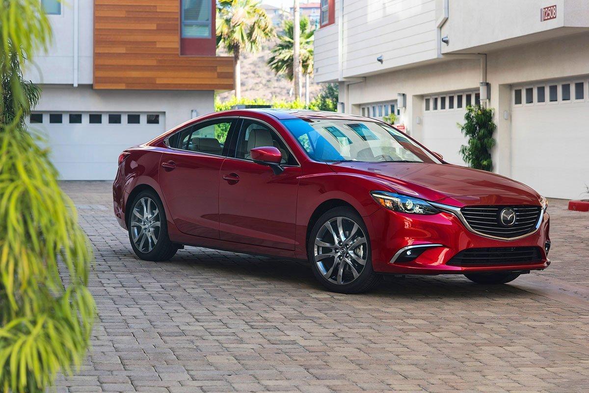 Mazda 6: Doanh số96 xe 2