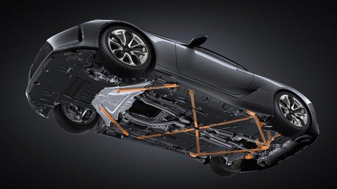 Lexus LC 500 2020 mui trần sẽ sớm về tay người dùng.
