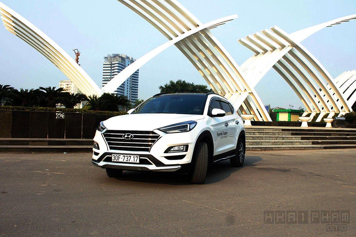 Hyundai Tucson đang bán tại Việt Nam 1