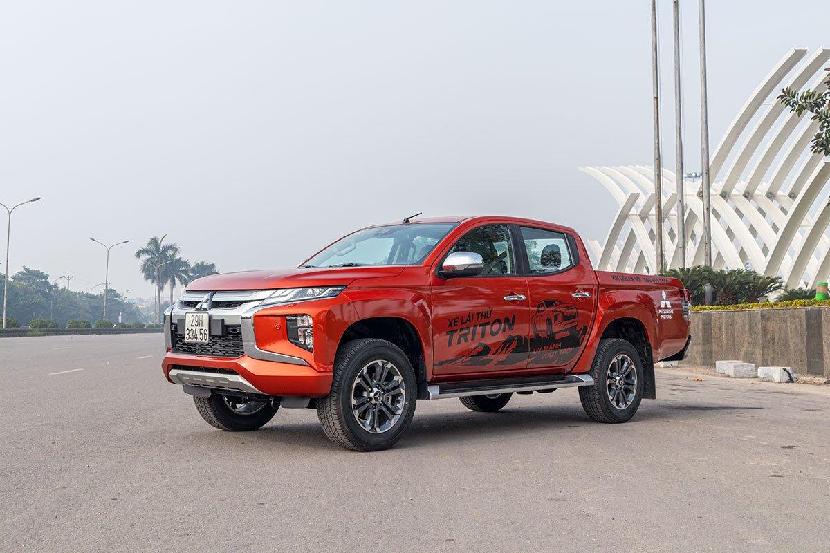 New Mitsubishi Triton đang bán tại Việt Nam 1