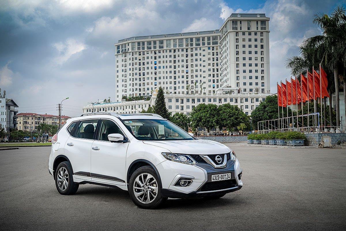 Nissan X-Trail đứng cuối bảng xếp hạng doanh số phân khúc CUV trong tháng 4/2020 1