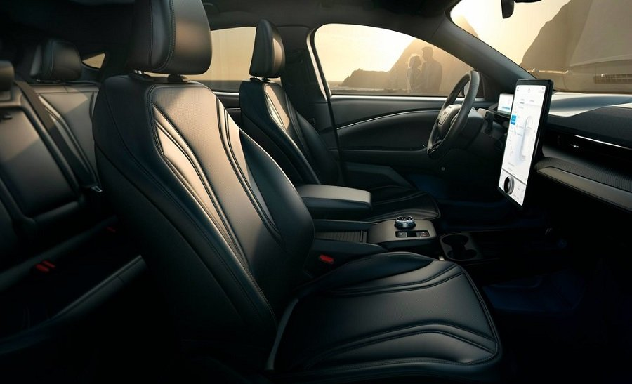 Nội thất xe Ford Mustang