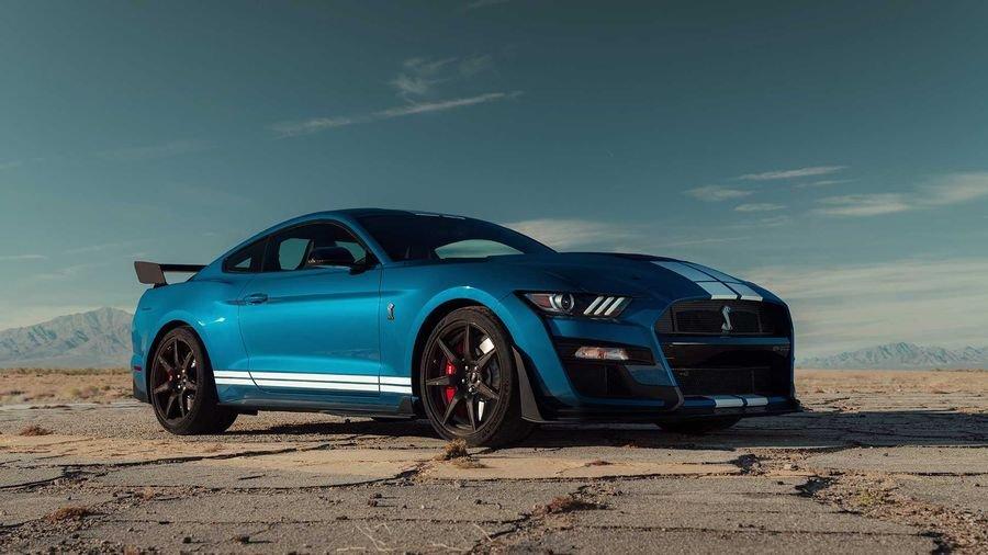 Động cơ xe Ford Mustang 2018