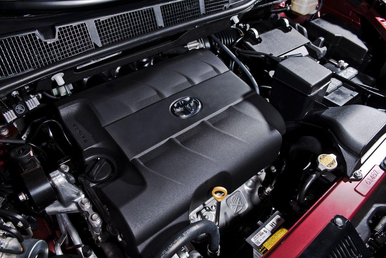 Động cơ xe Toyota Sienna 2018