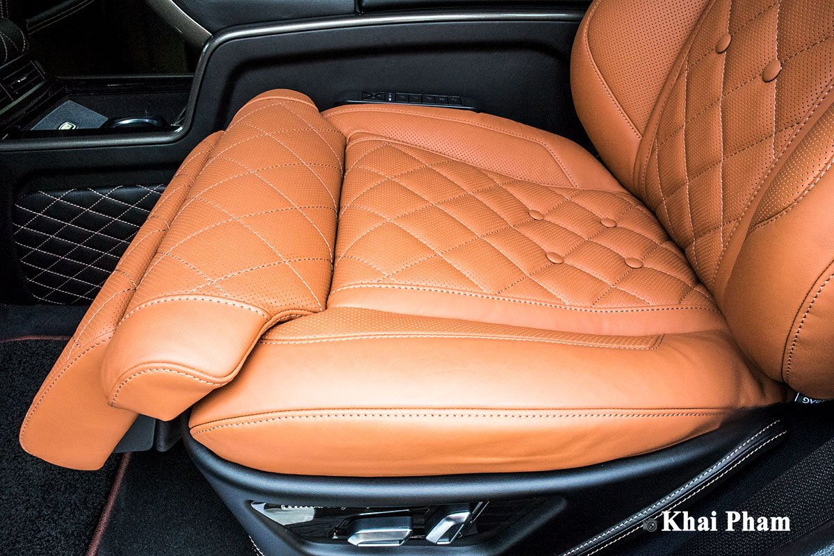 Ảnh ghế sau xe Lexus LX570 Super Sport 2020 1q