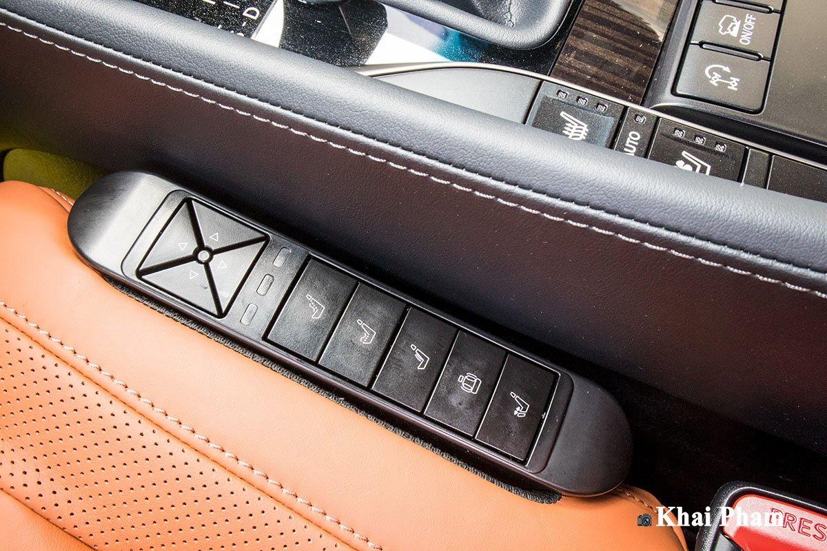 """Lexus LX570 Super Sport 2020 bản độ Trung Đông 4 ghế Vip MBS có gì mà """"nổi như cồn"""" ở Việt Nam? a5"""