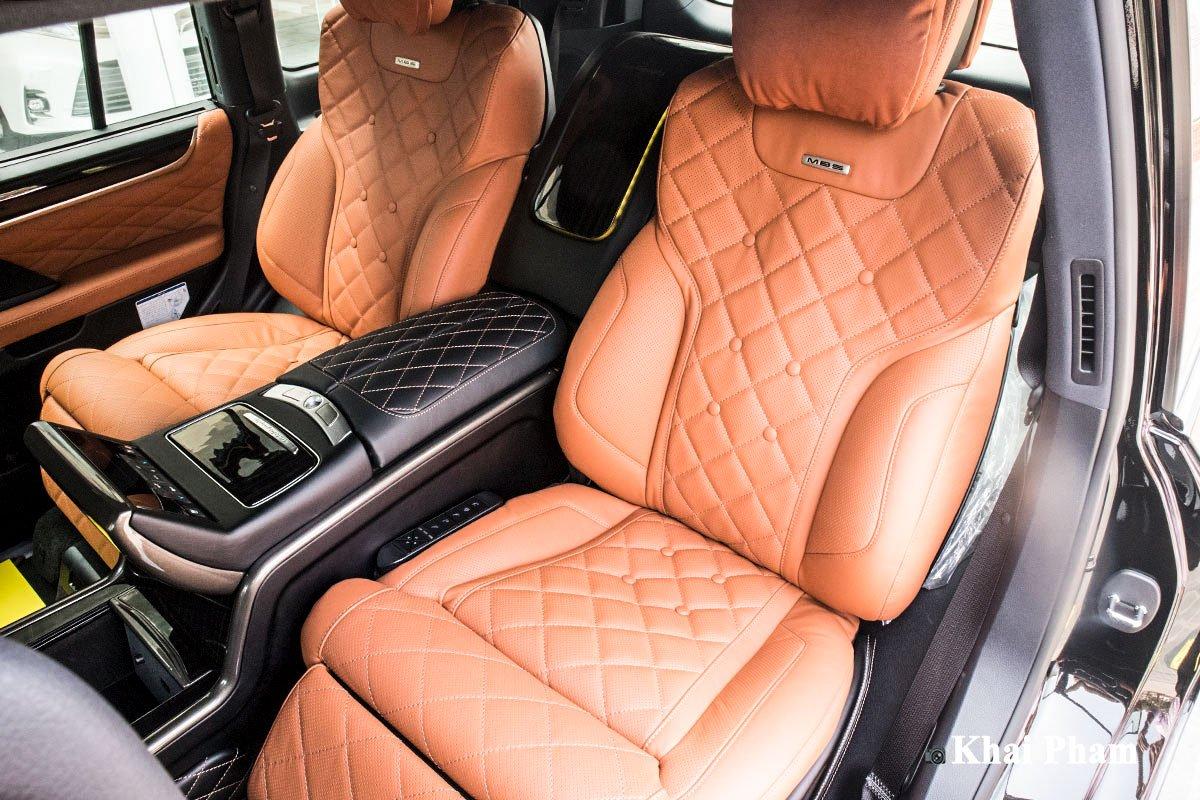 """Lexus LX570 Super Sport 2020 bản độ Trung Đông 4 ghế Vip MBS có gì mà """"nổi như cồn"""" ở Việt Nam? a4"""