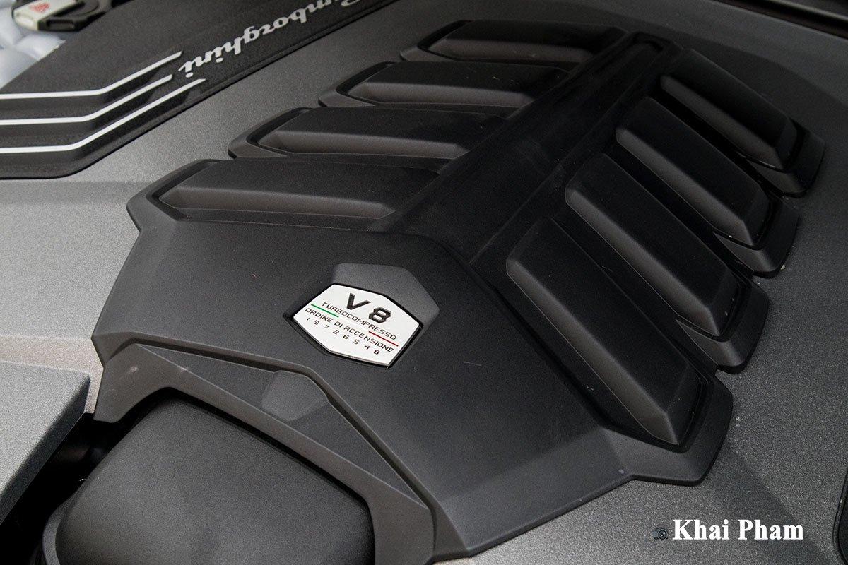 Ảnh Động cơ V8 xe Lamborghini Urus 2020